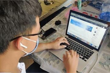Du học sinh trong khu cách ly ở TP.HCM: Dậy từ 4h sáng học online