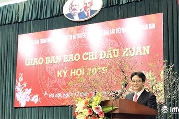"""""""Báo chí cùng góp sức khơi dậy những điều tốt đẹp của Việt Nam"""""""