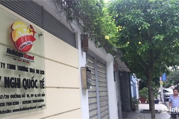 """Tước giấy phép, xử phạt công ty làm visa cho đoàn khách """"biến mất"""" ở Đài Loan"""