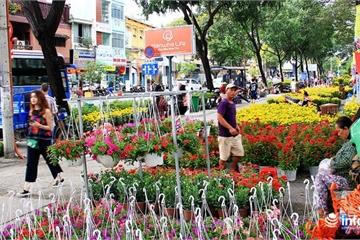 TP.HCM: Không tổ chức hội chợ, mua bán kinh doanh trong Công viên 23/9