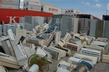 Thẩm lậu 2 container hàng gia dụng cũ, một doanh nghiệp ở TP.HCM bị khởi tố