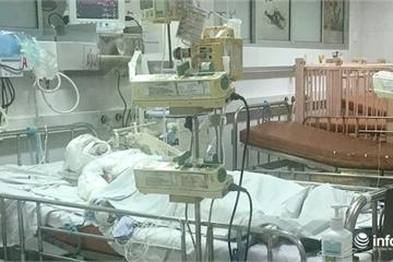 Bé trai 28 tháng tử vong vì bỏng: Báo động tình trạng trẻ bị bỏng dịp Tết