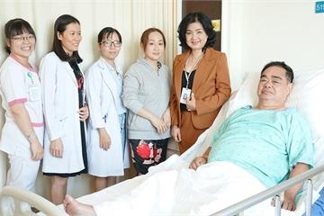 Cứu sống bệnh nhân Malaysia bị nhồi máu não cấp