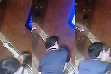 Vụ bé gái bị sàm sỡ trong thang máy: Có thể khởi tố không cần đơn của gia đình!