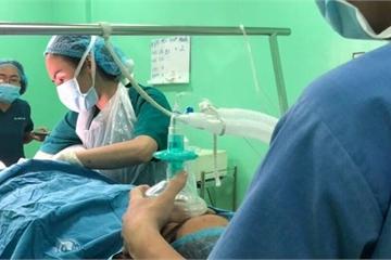 Sản phụ sinh con lần thứ 6 suýt tử vong vì thai bám sẹo mổ cũ