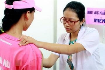 Bệnh viện Chợ Rẫy tổ chức tầm soát ung thư vú miễn phí