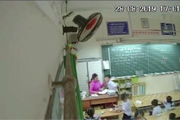 Vụ cô giáo lớp 2 đánh liên tiếp học sinh: Có sự cắt ghép clip?