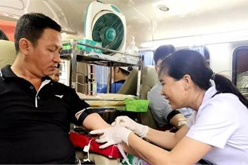Tôn vinh những người hiến máu thuộc nhóm máu hiếm