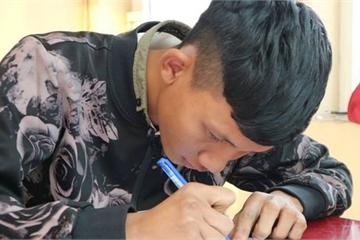 Thanh Hóa: Phát hiện 1 tài xế xe tải dương tính với chất ma túy