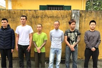 Bắn nhau kinh hoàng ở Hà Tĩnh: Khởi tố vụ án, tạm giam nhiều bị can