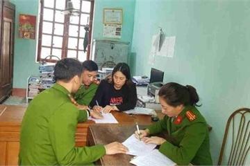 Thanh Hóa: Bắt tạm giam nguyên Chủ tịch xã câu kết với kế toán nâng giá đất