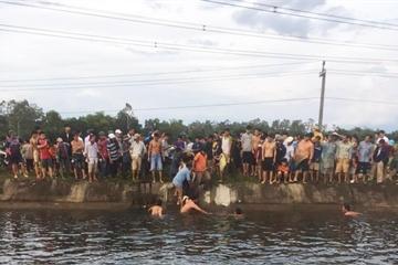 Tắm kênh sau khi rời đám giỗ, thanh niên 9X đuối nước tử vong