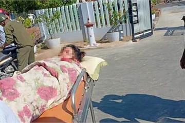 Quảng Nam: Chồng dùng dao đâm vợ rồi tự sát