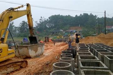 Hà Tĩnh: Chậm trễ GPMB dự án 174 tỉ, UBND huyện Vũ Quang bị Chủ tịch tỉnh phê bình
