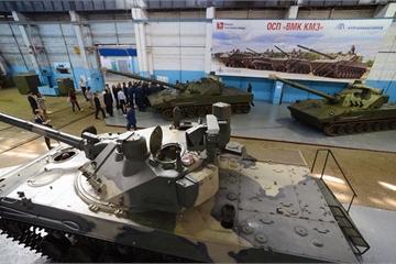 """Báo Mỹ đánh giá thế nào về siêu pháo tự hành """"Lotus"""" của Nga?"""