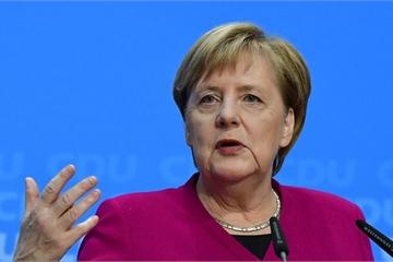 """Thủ tướng Đức Merkel cảnh báo """"thảm họa"""" đối với châu Âu"""