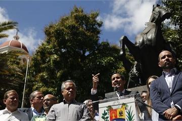 """Truyền thông Mỹ tiết lộ """"kế hoạch bí mật"""" của Hoa Kỳ về Venezuela"""