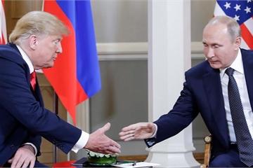 Truyền thông Nga loan tin Washington yêu cầu một cuộc gặp Trump – Putin
