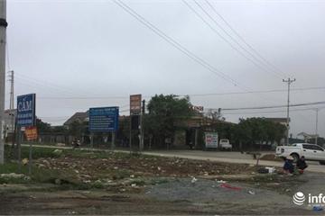 Hà Tĩnh: Hàng tấn rác thải ở ngã ba đường xuống đền Bà Hải đã dọn sạch