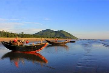 Hà Tĩnh: Biển Kỳ Ninh náo nức trước ngày khai hội du lịch