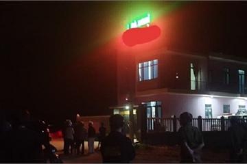 Huế: Phát hiện Phó trưởng Công an huyện tử vong trong nhà nghỉ