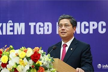 Ông Võ Quang Lâm giữ thêm chức Chủ tịch – TGĐ Tổng Công ty Điện lực miền Trung