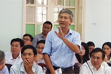 """Dự án """"lấn sông Hàn"""": Các chuyên gia thủy lợi hàng đầu nói không cản trở dòng chảy"""