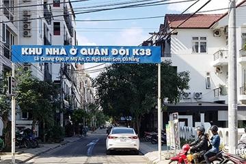 Đà Nẵng: BQL dự án của BQP bán nhà, thu tiền, để lại hậu quả cho chính quyền TP