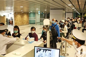 Chủ tịch TP Đà Nẵng chỉ đạo cách ly 80 khách đến từ Daegu