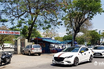 Đà Nẵng: Cấm đỗ ô tô từ 6h-22h, buộc đưa xe vào bãi 166 Hải Phòng