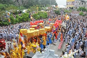 Đà Nẵng: Tạm ngừng Lễ hội Quán Thế Âm 19/2 Ngũ Hành Sơn