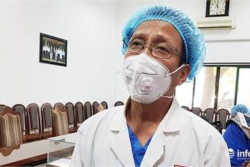 BS điều trị 3 bệnh nhân Covid-19 vừa xuất viện ở Đà Nẵng: 20 ngày chưa về nhà