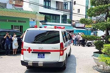 Bệnh nhân Covid-19 thứ 122 khỏi bệnh, Đà Nẵng cho xe cấp cứu đưa về Hà Tĩnh