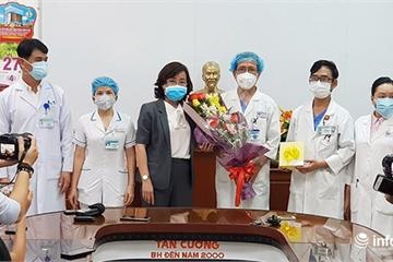 Đà Nẵng: Hôm nay 10/4, bệnh nhân Covid-19 cuối cùng khỏi bệnh