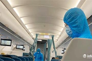 Khỏi bệnh, BN 135 đi máy bay vào TP.HCM, CDC Đà Nẵng nói gì?