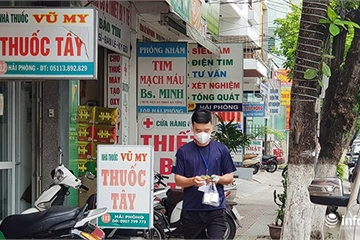 Đà Nẵng: Người mua sốt, ho, khó thở..., tiệm thuốc phải báo cơ quan y tế