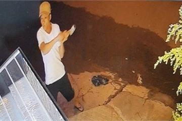 """""""Siêu trộm"""" đập tủ kính tiệm vàng trong 5 giây ở Đắk Lắk sa lưới"""