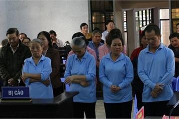 Đắk Lắk: Xét xử vụ làm giả con dấu để lừa đảo, chiếm đoạt tiền tỷ của dân