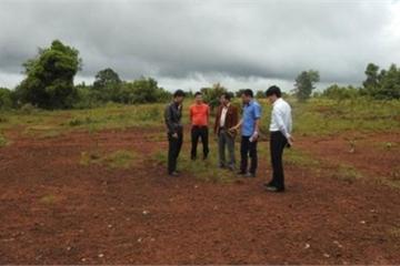 Đắk Nông: Bắt 2 cán bộ địa chính liên quan đến vụ cấp sổ đỏ trên đất quốc phòng