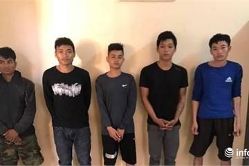 Toàn cảnh vụ lâm tặc cắt gỗ trái phép, chém kiểm lâm tại VQG Yook Đôn