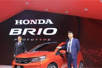 Honda bất ngờ phủ nhận thông tin giá bán mẫu xe Brio dưới 400 triệu đồng