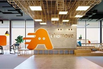 """Ngắm văn phòng làm việc """"đẹp nhất Vịnh Bắc Bộ"""" của Startup công nghệ Ahamove"""