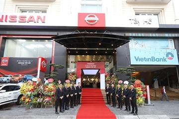 Nissan tiếp tục mở thêm đại lý ở Việt Nam