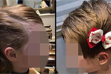 Một bé gái 5 tuổi bị 'tẩy não', tự cắt tóc mình vì nằng nặc nghe theo lời video độc hại trên YouTube