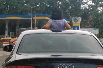 Trẻ em thò đầu ra cửa sổ trời, ẩn họa từ ý thức của người lớn