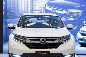 Honda Việt Nam đang điều tra sự cố lỗi phanh trên Honda CR-V