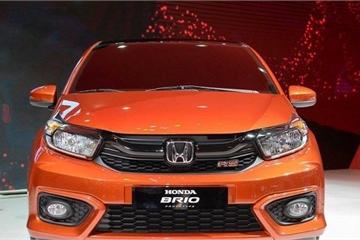 Honda Brio chính thức chốt giá thấp nhất 418 triệu đồng tại Việt Nam