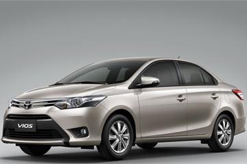 Toyota Việt Nam triệu hồi Toyota Vios vì lỗi túi khí