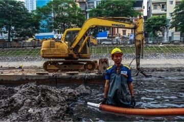 Sông Tô Lịch từng được đề xuất làm sạch bằng những công nghệ nào?
