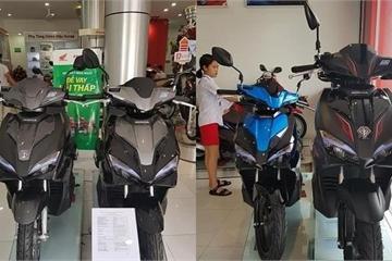 Honda Việt Nam tung khuyến mại lớn cho Honda Vision vàHonda Air Blade